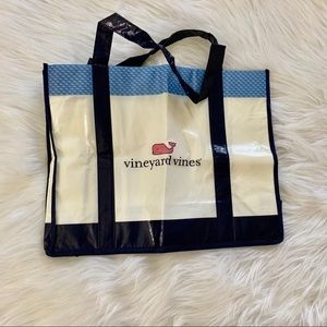 NWOT Vineyard Vines Reuseable Shopping Tote Bag